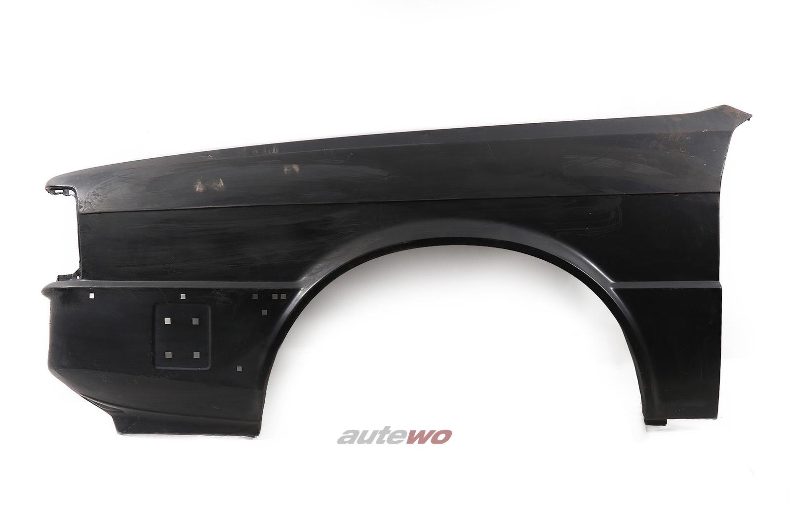 Kotflügel Vorne Links schwarz für Audi 90/Coupe Typ 81/85 wie 855821021K