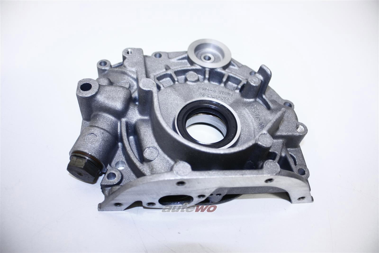 034115105B NEU Audi Urquattro/S2/90 Typ 81/85/100/200 Typ 44 5 Zyl. Ölpumpe