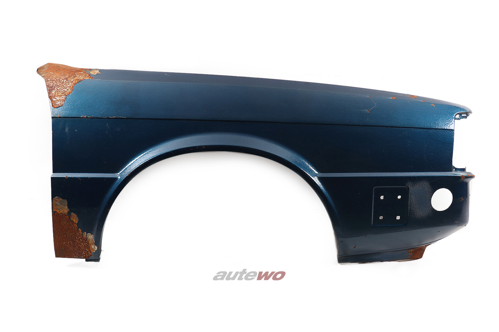 811821022L Audi 80/Coupe Typ 81 Kotflügel Vorne Rechts blau
