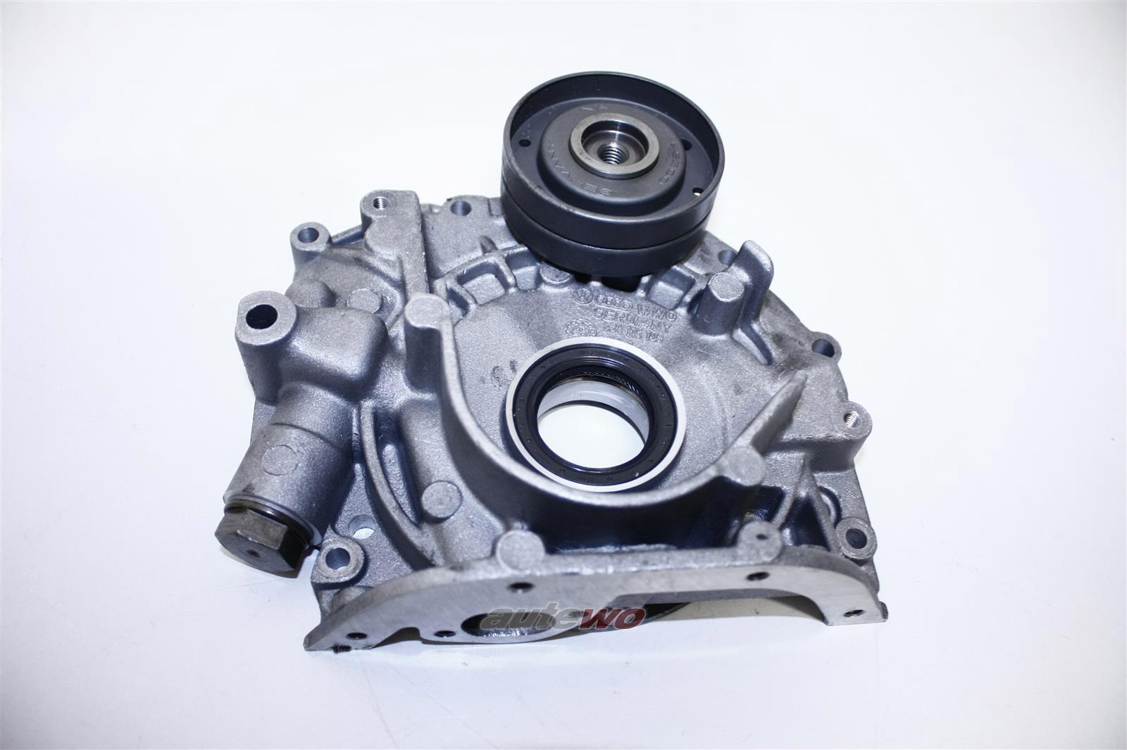 034115109 NEU Audi Urquattro/SportQuattro/S2/90 81/85/100/200 5 Zyl. Ölpumpe