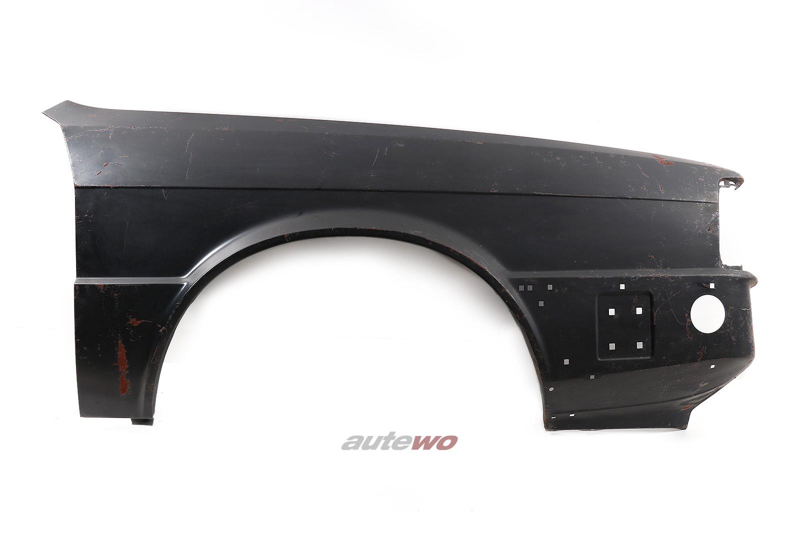 Kotflügel Vorne Rechts schwarz für Audi 90/Coupe Typ 81/85 wie 855821022K