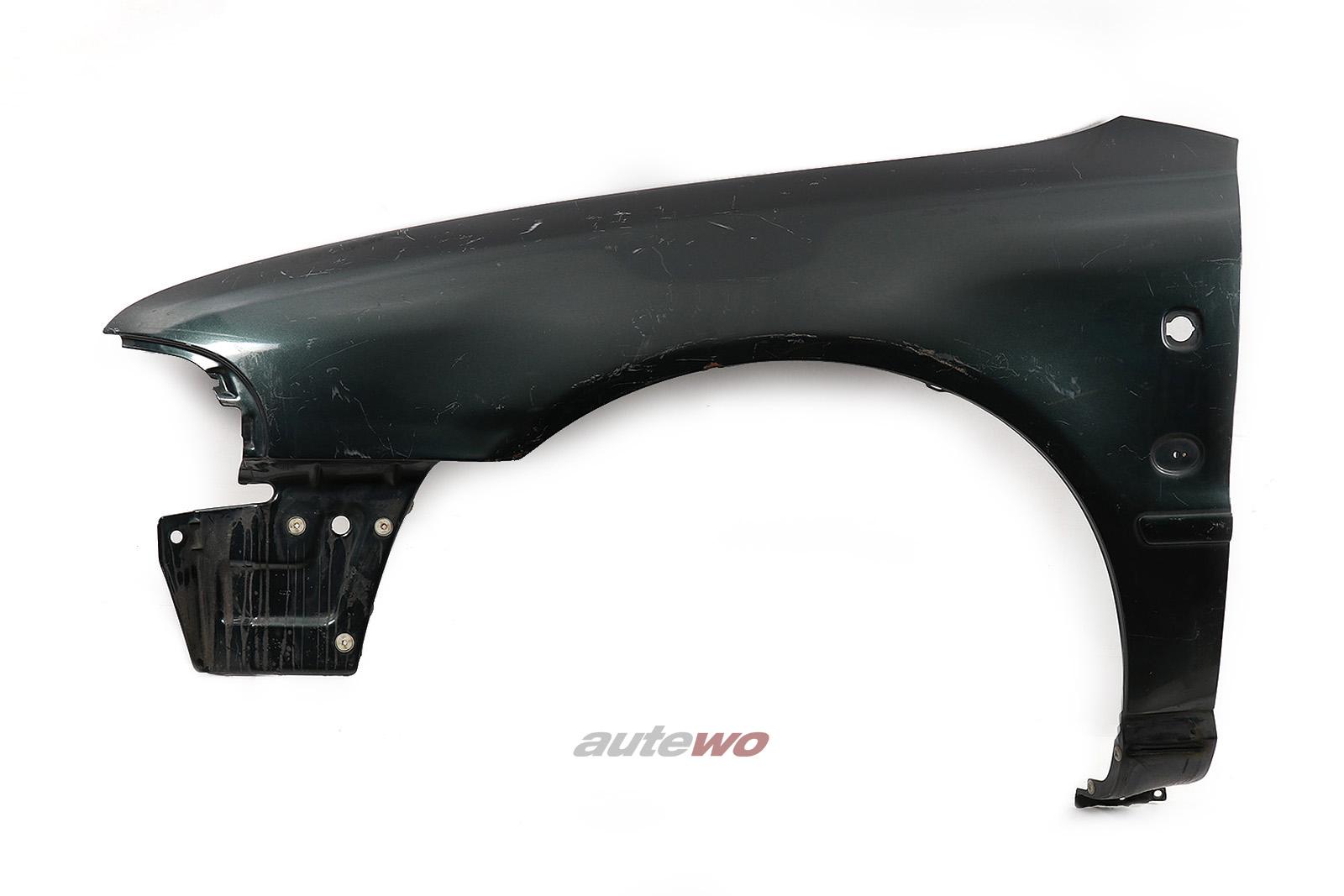 8D0821105 Audi A4 B5 Kotflügel Vorne Links grün
