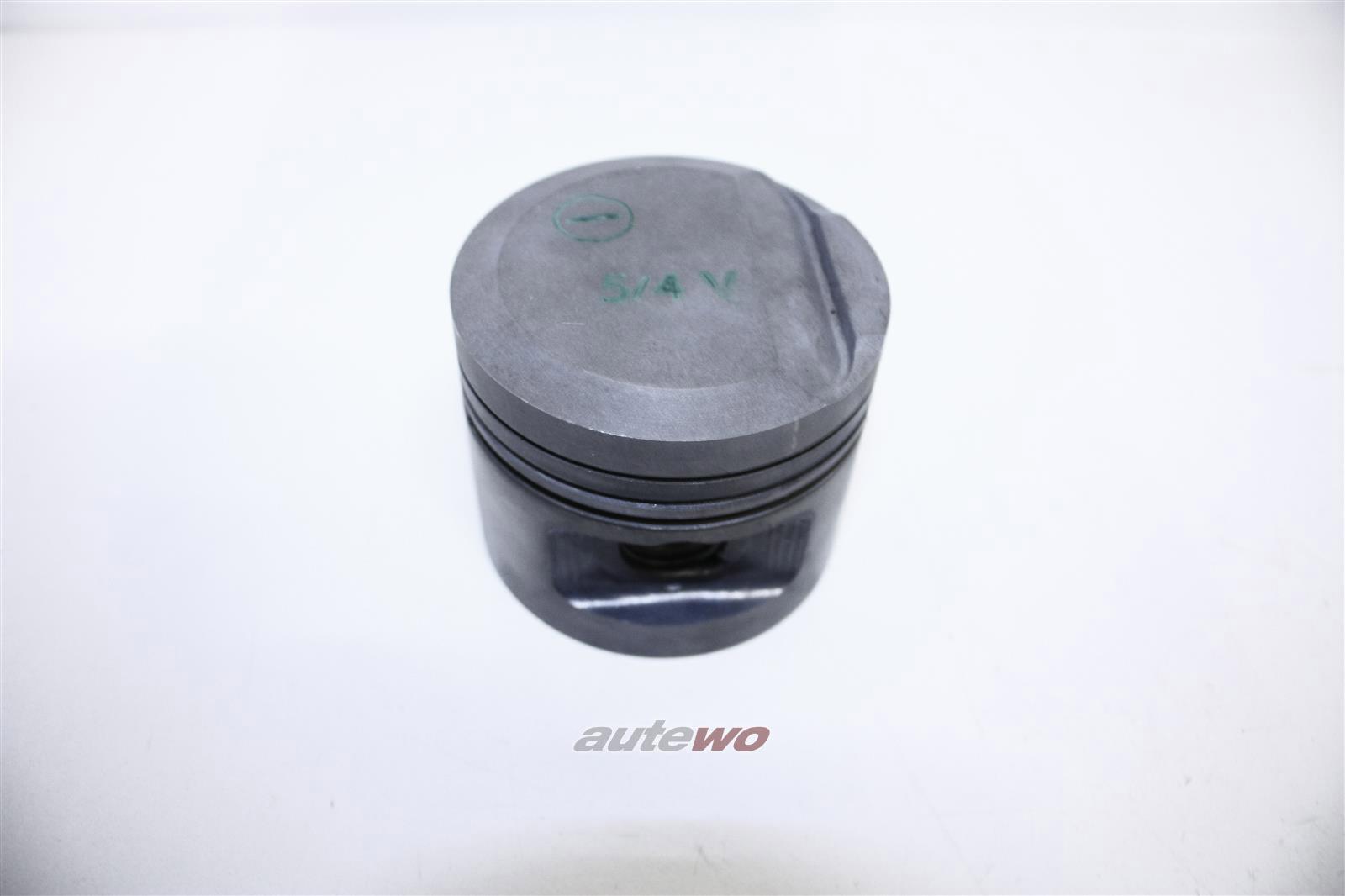 NEU! Audi 90 Typ 89 2.0l 20V 160PS 5 Zyl. NM Kolben Originalmaß 80,985 034107065