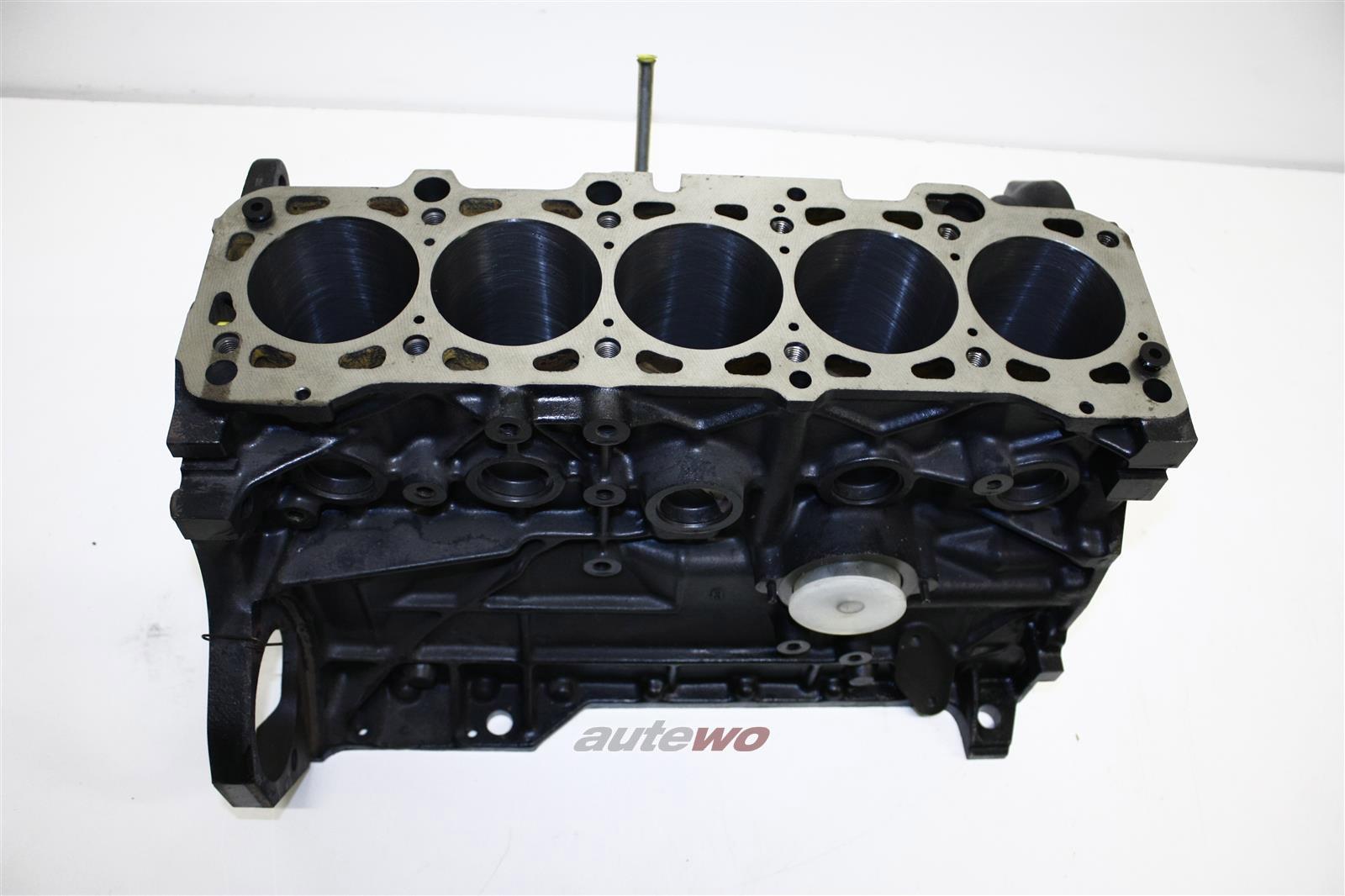 NEU! Audi 90 81/85/100 Typ 44/Passat 2.2l 5 Zyl. original VAG-Motorblock Übermaß 81,5mm 034100104MX