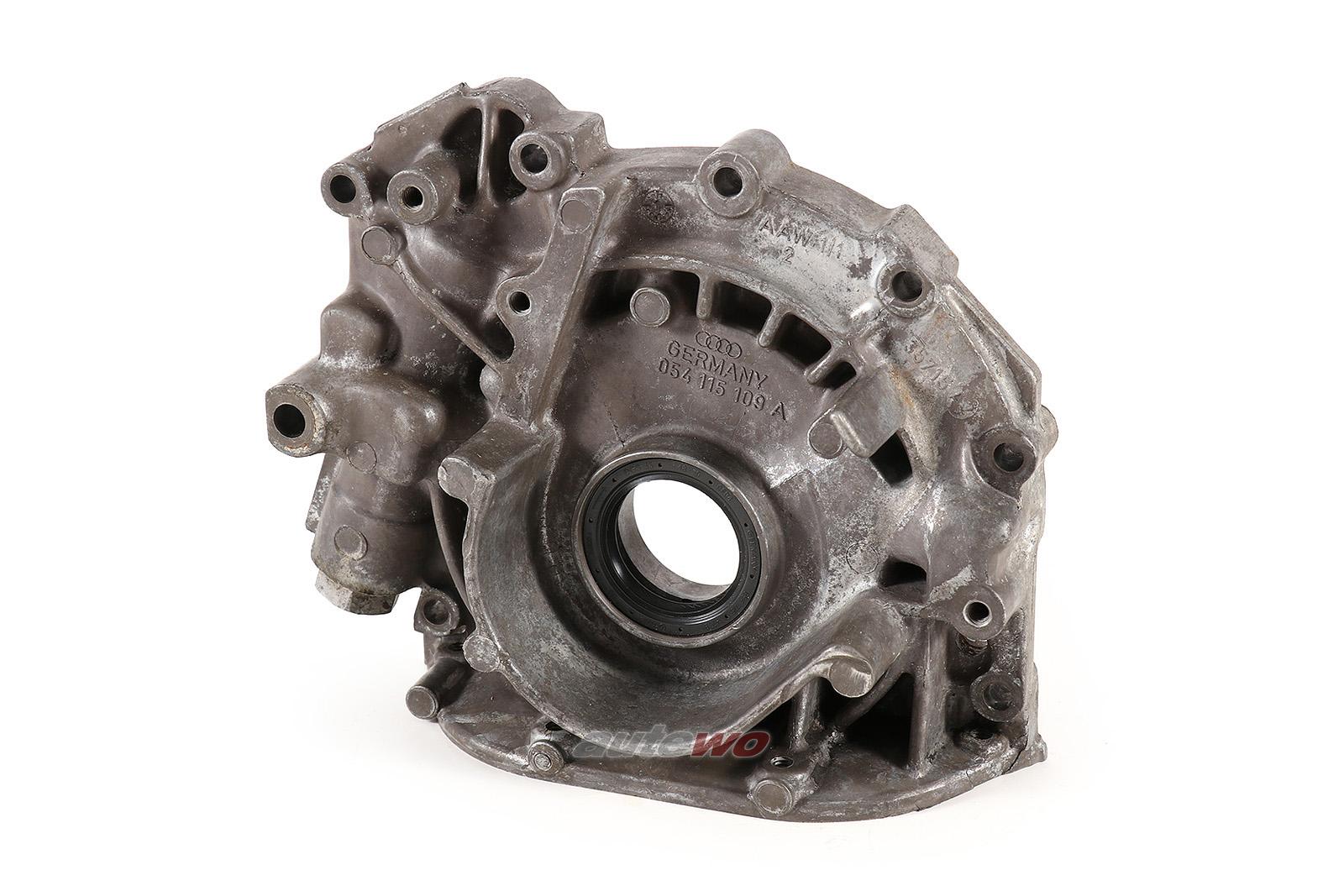 054115105E 054115109A Audi S2/S4/S6 C4/RS2/80 B4/100/A6 C4 5 Zylinder Ölpumpe