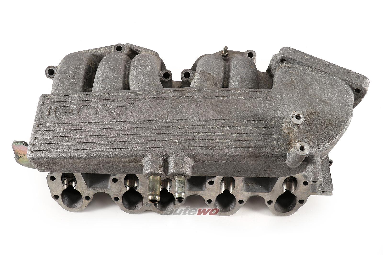 034133223J/034133206A Audi 80/90 Typ 89/B4/100 C4 2.3l Saugrohr Ober-/Unterteil
