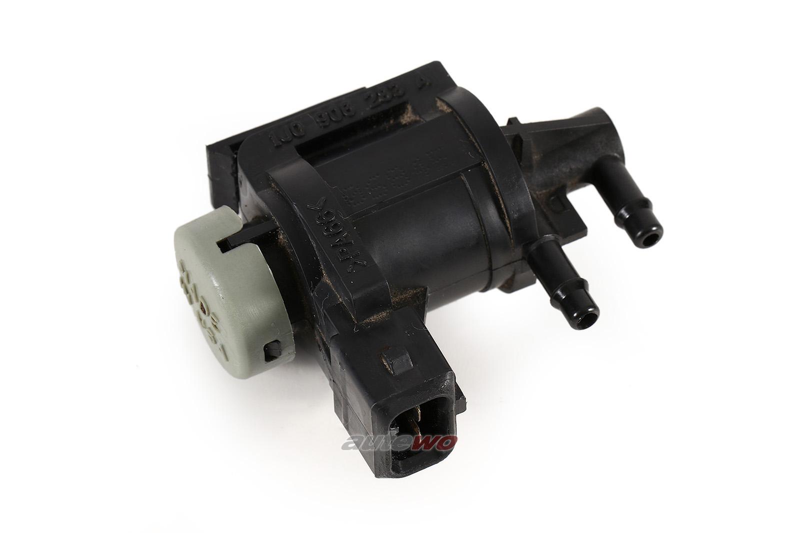1J0906283A Audi/Seat/Skoda/VW Magnetventil Unterdruckanlage