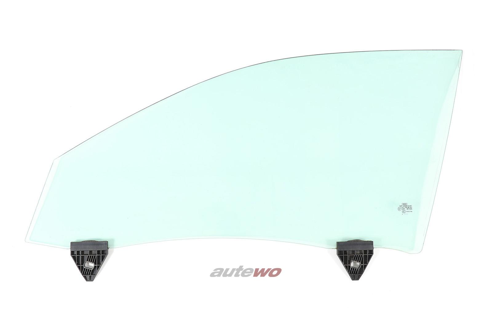 8E0845021D Audi A4/S4/RS4 8E/B6/B7 Seitenscheibe Vorne Links