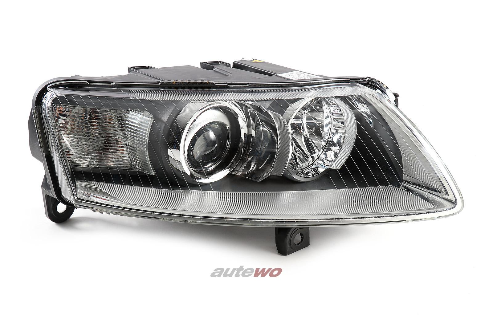 4F0941030AN/EC NEU&ORIGINAL Audi A6 4F Bi-Xenon-Scheinwerfer RHD Rechts