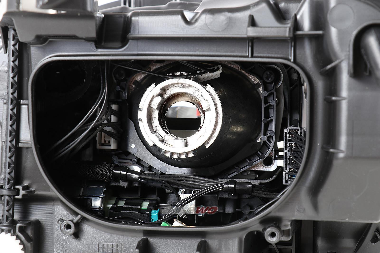 4G0941754A 4G0941030H NEU Audi A6 4G Bi-Xenon-Scheinwerfer Rechts