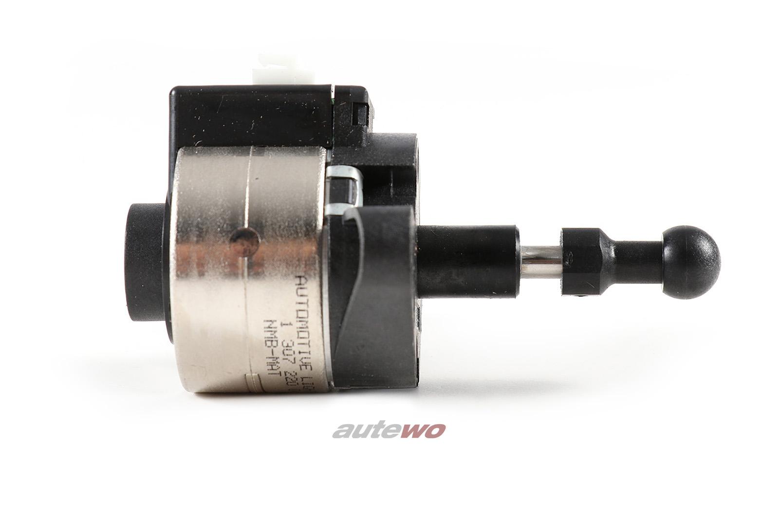 NEU&ORIGINAL Audi A3/S3 8P/A4/S4/RS4 8K/A5/S5/A7/RS7/TT Stellmotor Leuchtweitenr