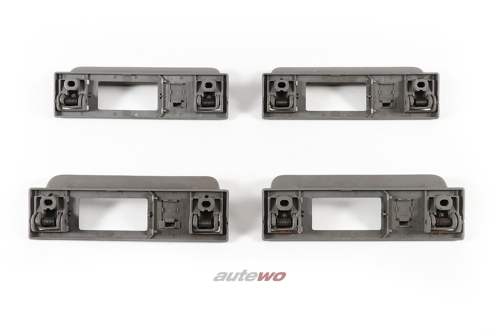 4A0857607 4A0857607B Audi 80 B4/Coupe Typ 89/100/A6 C4/V8 D11 Set Haltegriffe