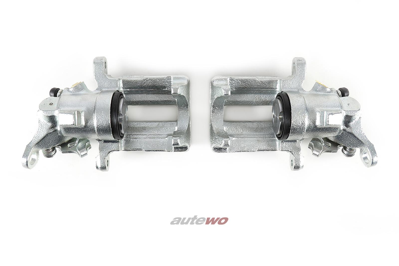 #447615423/447615424 Audi 100/200/V8/Urquattro Bremssättel Hinten aufbereitet