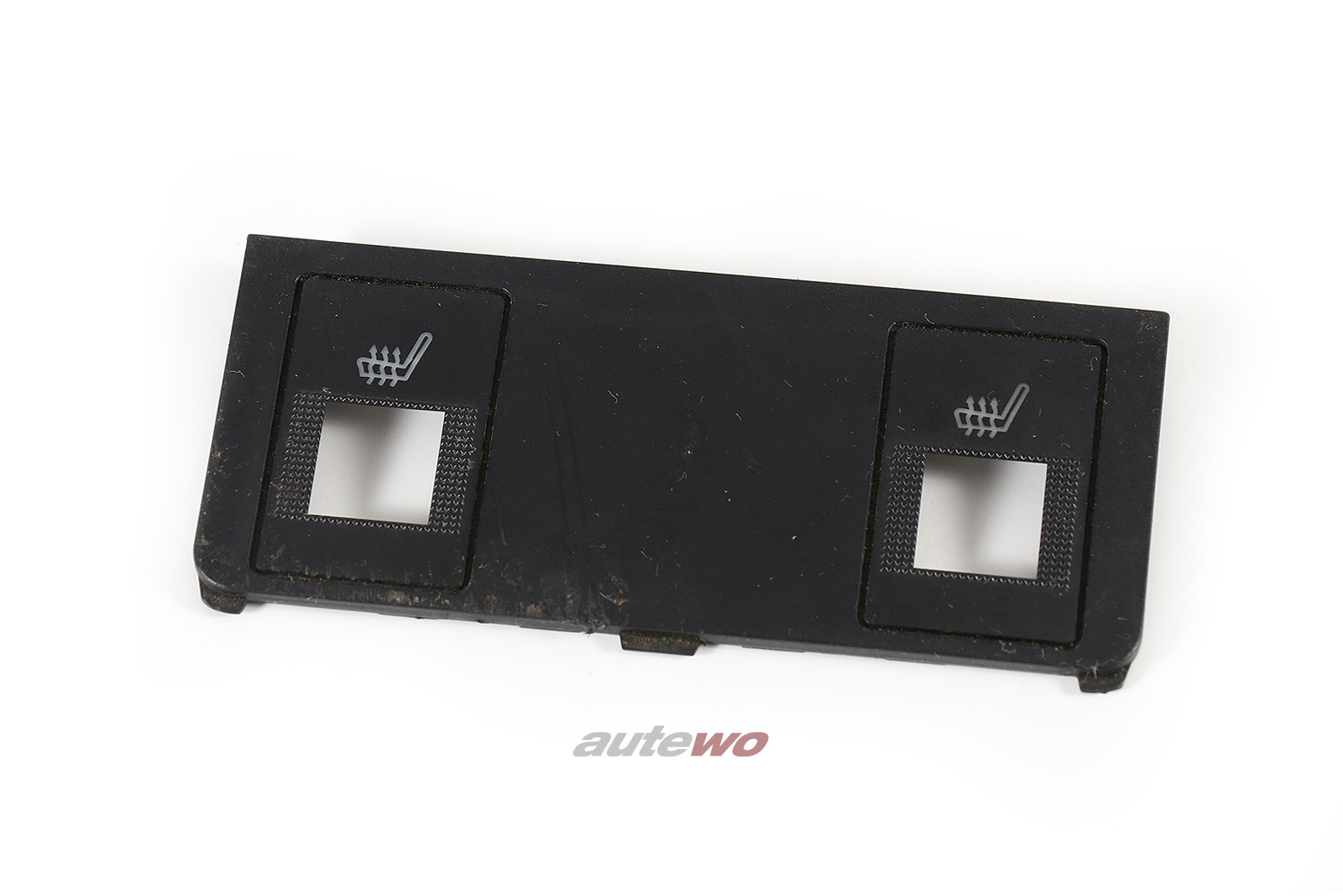 4A0863277C Audi 100/S4/A6/S6/S6+ C4 Blende Schalter beheizbare Rücksitzbank