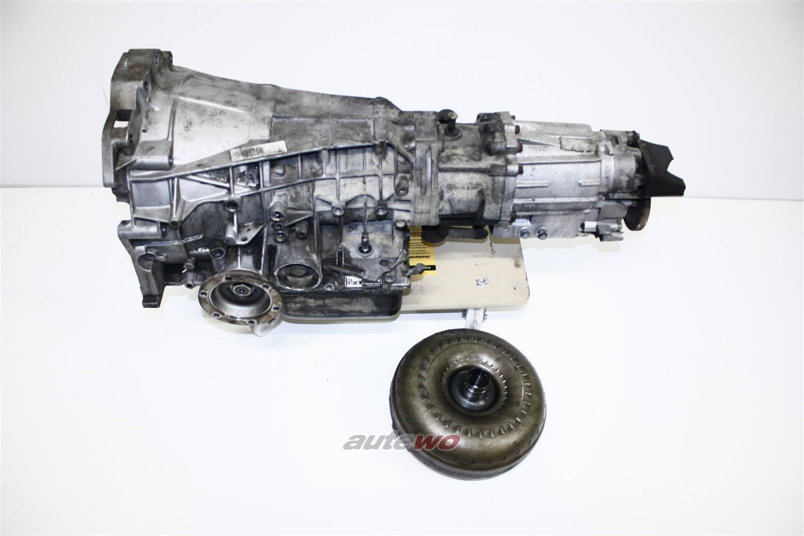 Audi S4/S6 C4 2.2l AAN Quattro-4-Gang-Automatik-Getriebe CBF 005465 01F300041MX 149000km