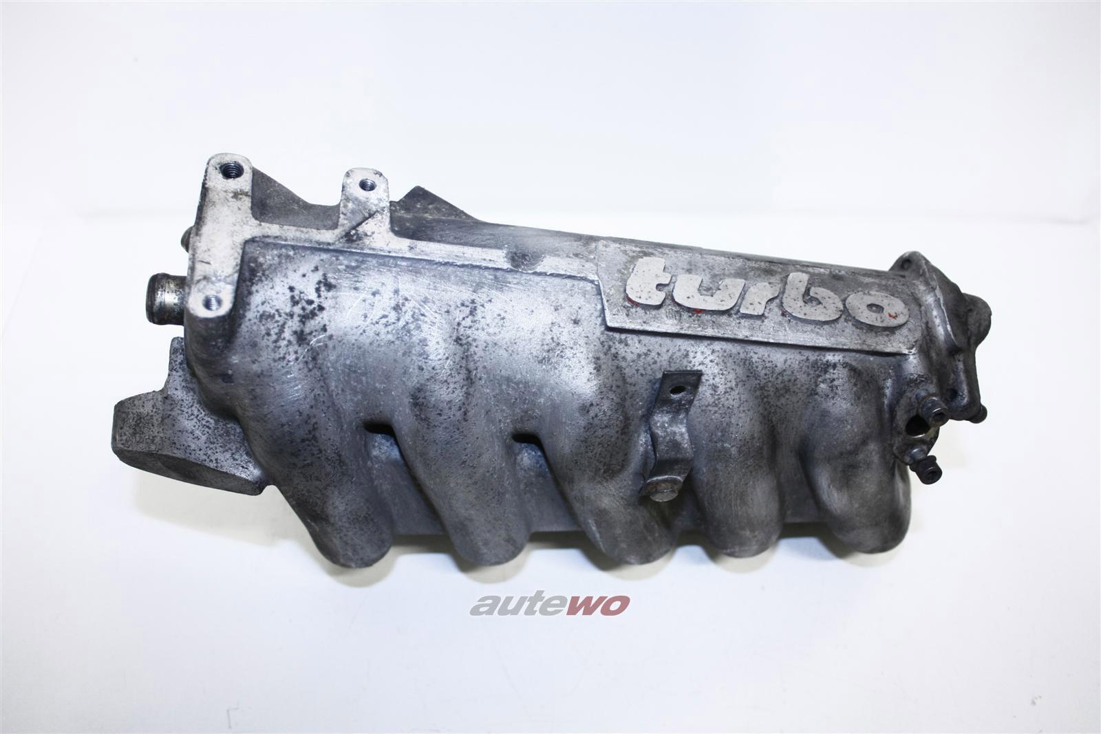 Audi 200 Typ 44 2.2l 182PS KG Ansaugbrücke 035133201BH 035133223BD
