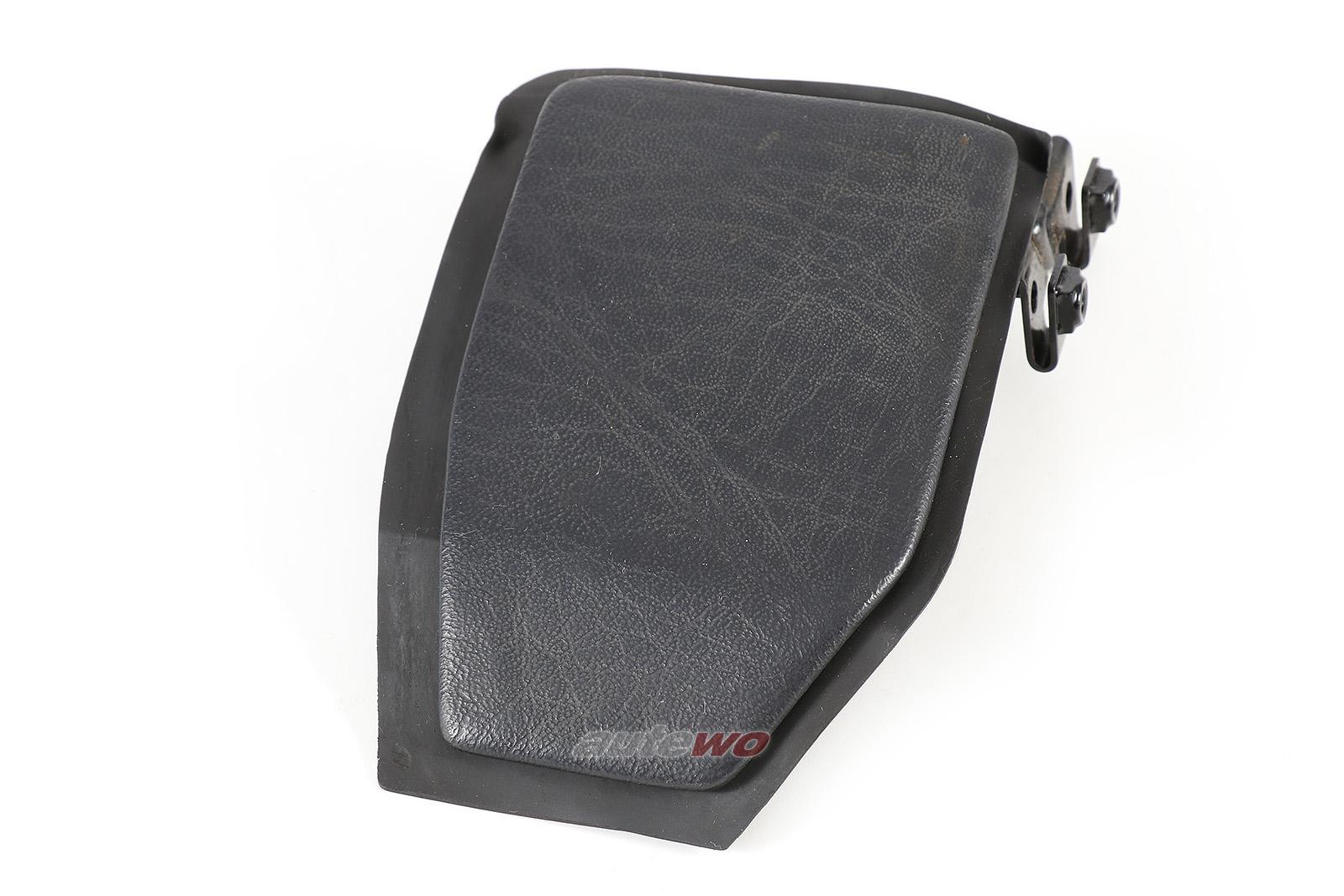8G0868582C Audi 80 Typ 89 Cabriolet Deckel C-Säule Rechts schwarz