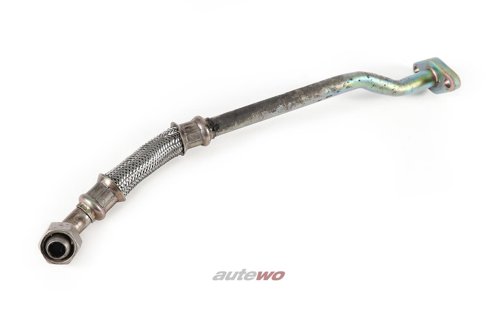 028145736AE Audi/VW A2 8Z/A3 8L 1.4/1.9l TDI Turbolader Öl-Rücklaufleitung
