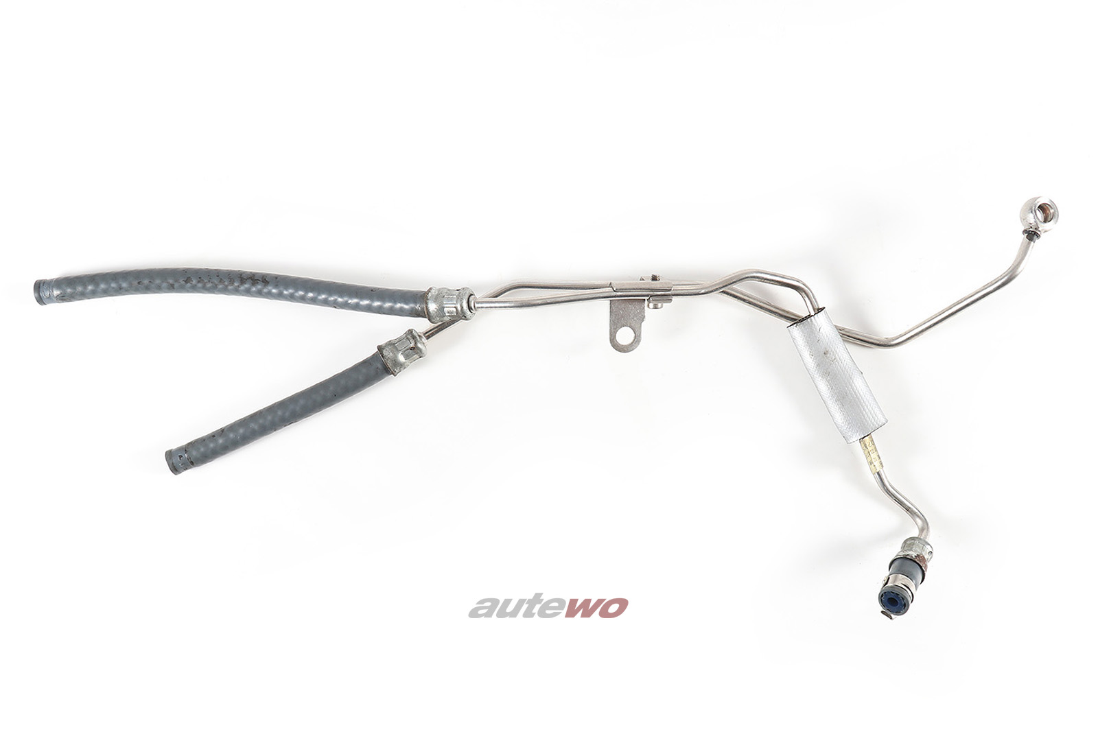 078145718L Audi S4/RS4 B5/A6 4B 2.7l Biturbo Überdrucksteuerleitung Rechts