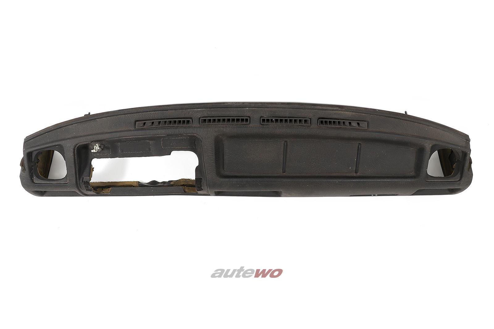 857857003B 811857039P Audi 90/Coupe Typ 81/85/Urquattro Armaturenbrett braun