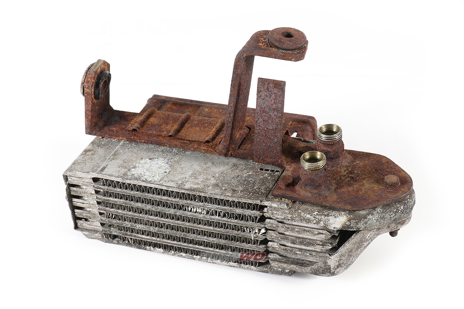 113117021 X/035117185C Audi 100/200 Typ 44 2.2/2.3l Motor-Ölkühler