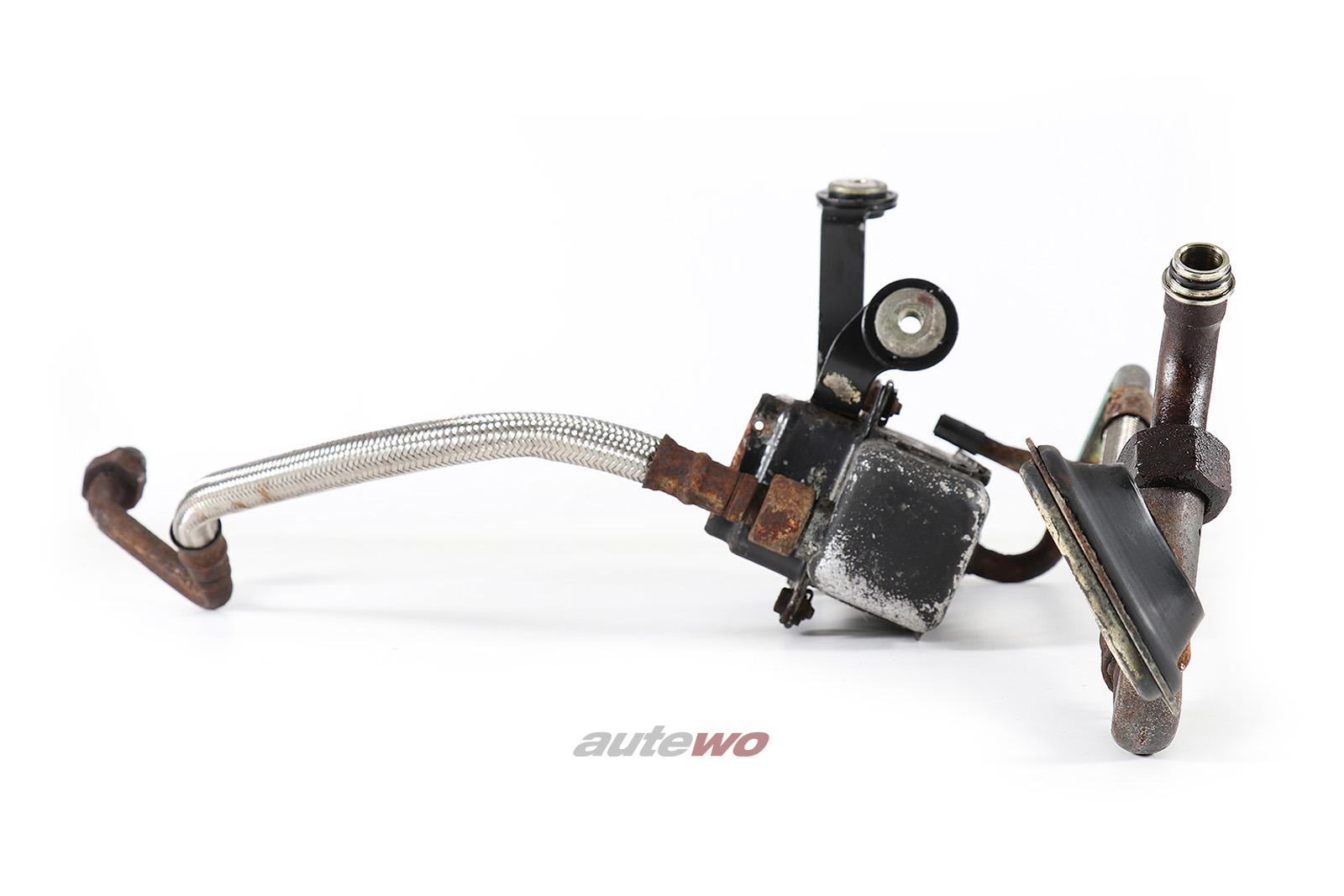 034117021B/4A0117125A/4A0117123A Audi S4/S6 C4 2.2l Motor-Ölkühler