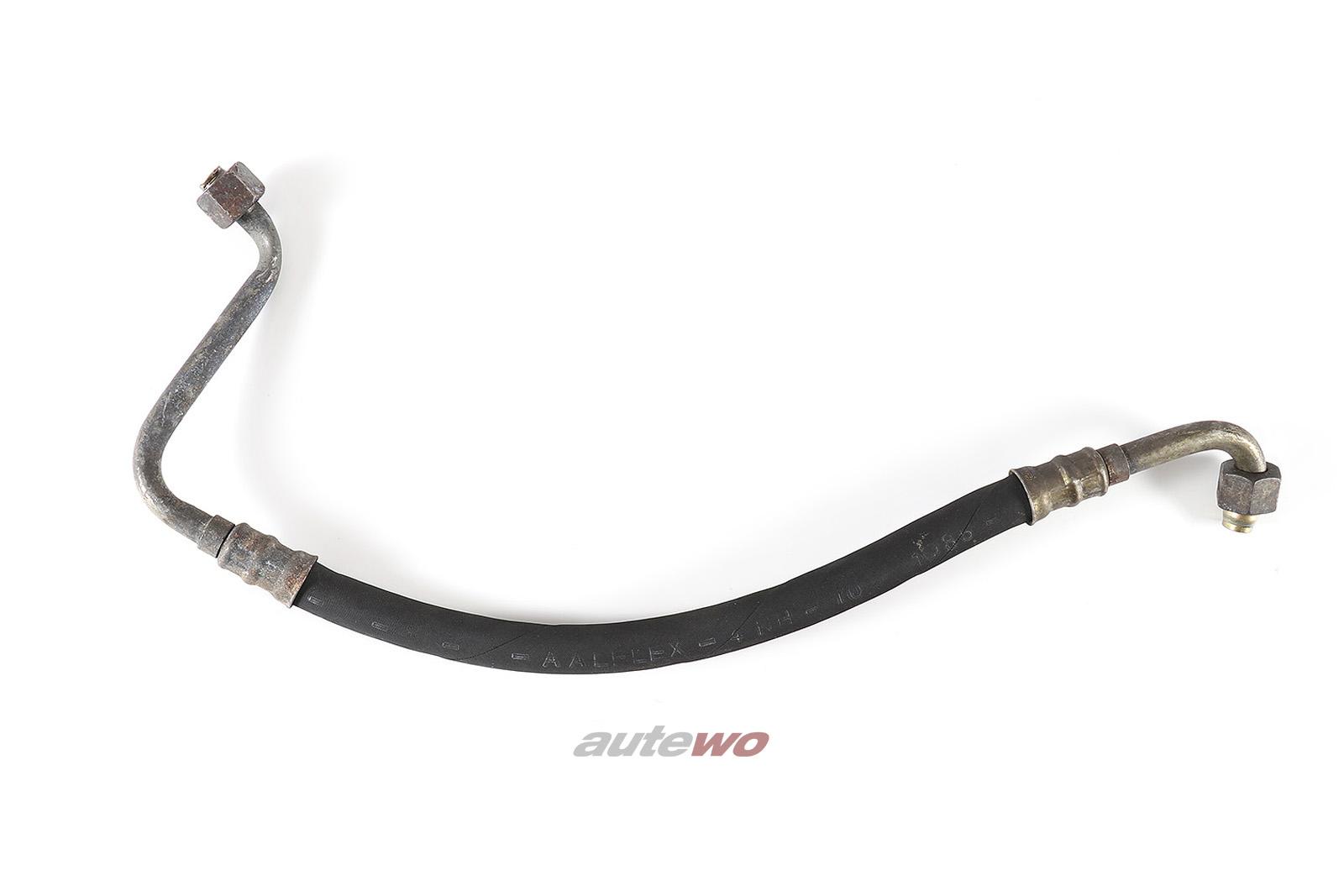 035117123 Audi 100/200 Typ 43/44 2-0-2.2l Motor-Ölkühler Ölrücklaufleitung