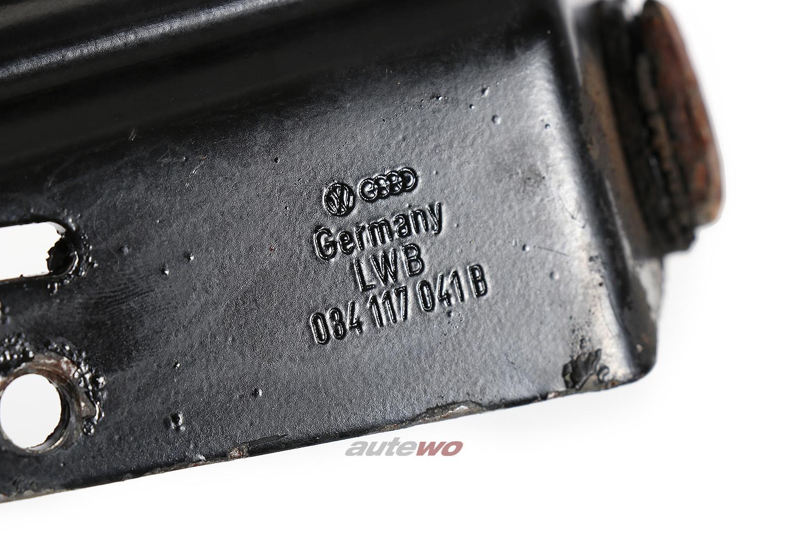 034117041B Audi S2 Coupe Typ 89/B4 2.2l Halter Ölkühler