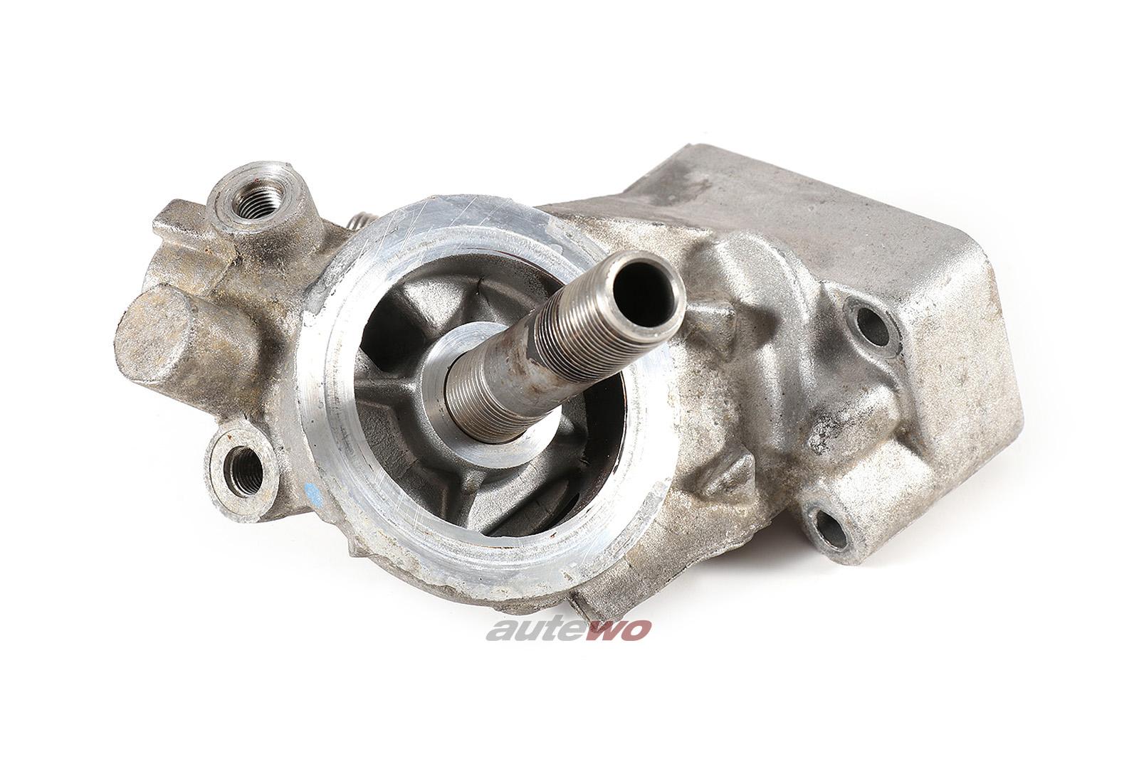 050115417 058115405C Audi/VW A4 B5/A6 4B 1.8l Ölfilterhalter