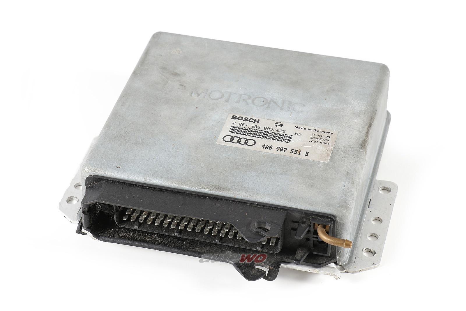 4A0907551B 4A0997551AX Audi S4 C4 2.2l Motorsteuergerät