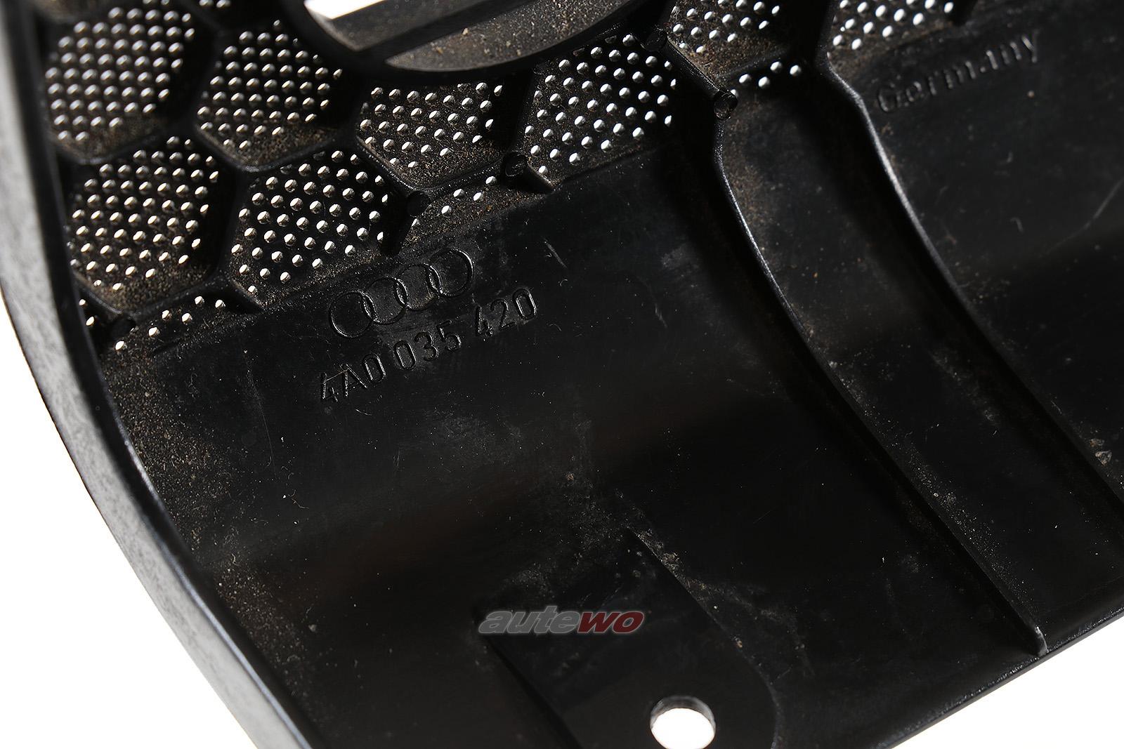 4A0035420 Audi 100/S4/A6/S6+ C4 Lautsprecher Abdeckung Vorne Rechts