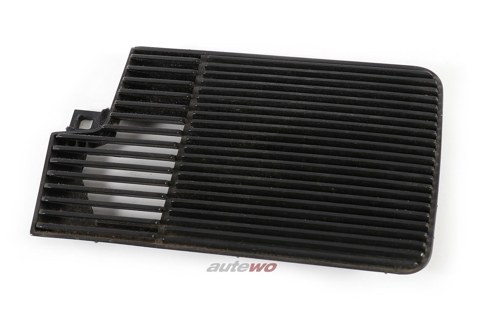443035419 Audi 100/200 Typ 44 Lautsprecher Abdeckung Vorne Links