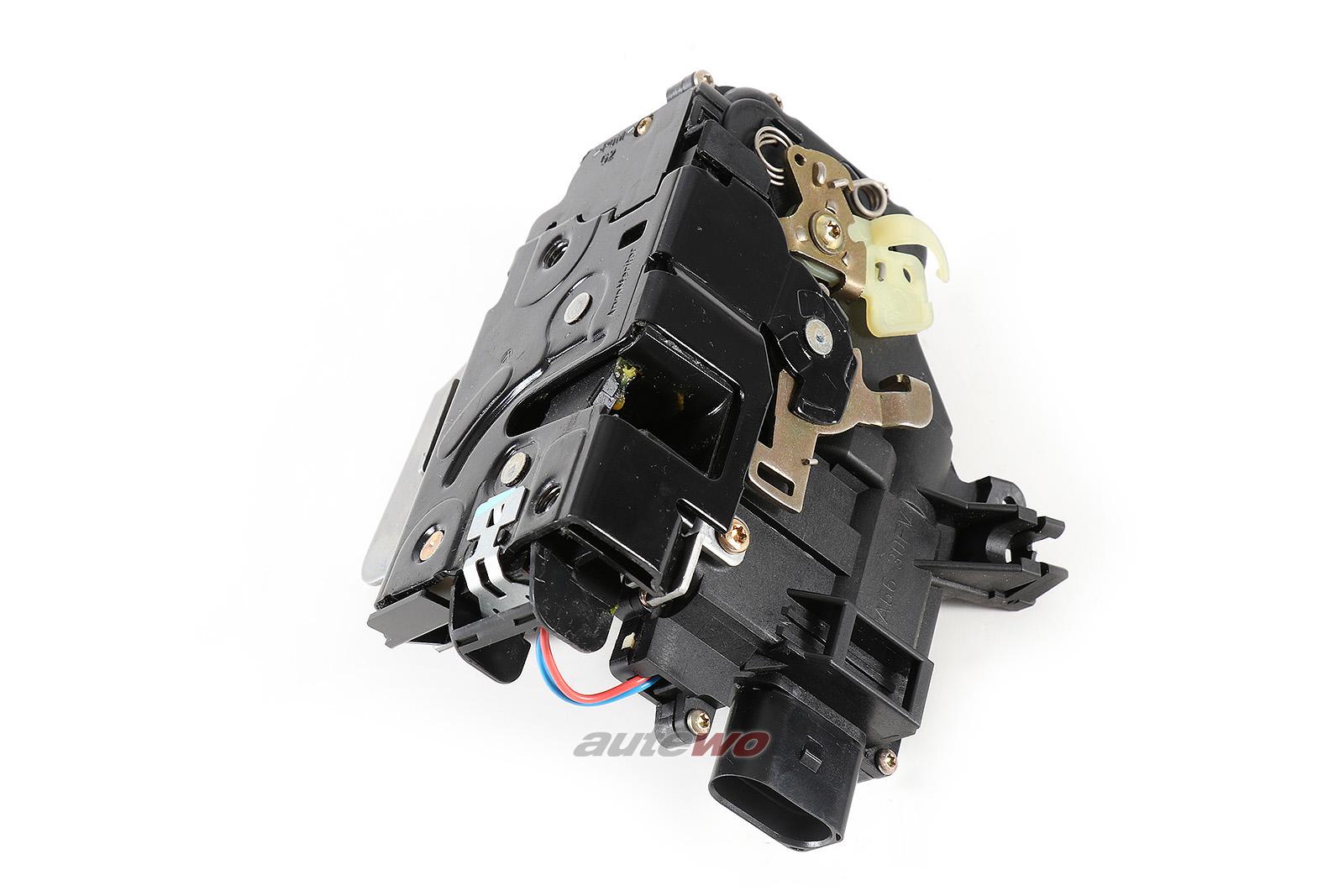 4B1837015G NEU Audi A4/S4 8E/B6/A6/S6/Allroad 4B Türschloss Vorne Links