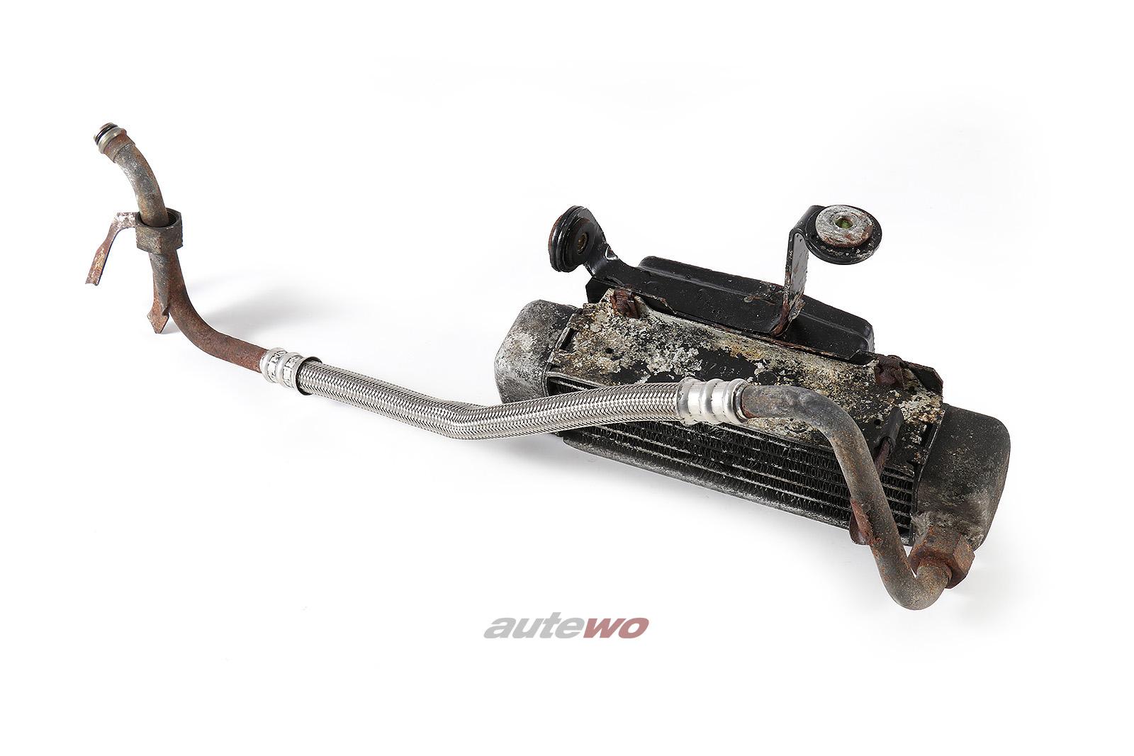 034117021 034117021B/4A0117123A Audi S4/S6 C4 2.2l Motor-Ölkühler