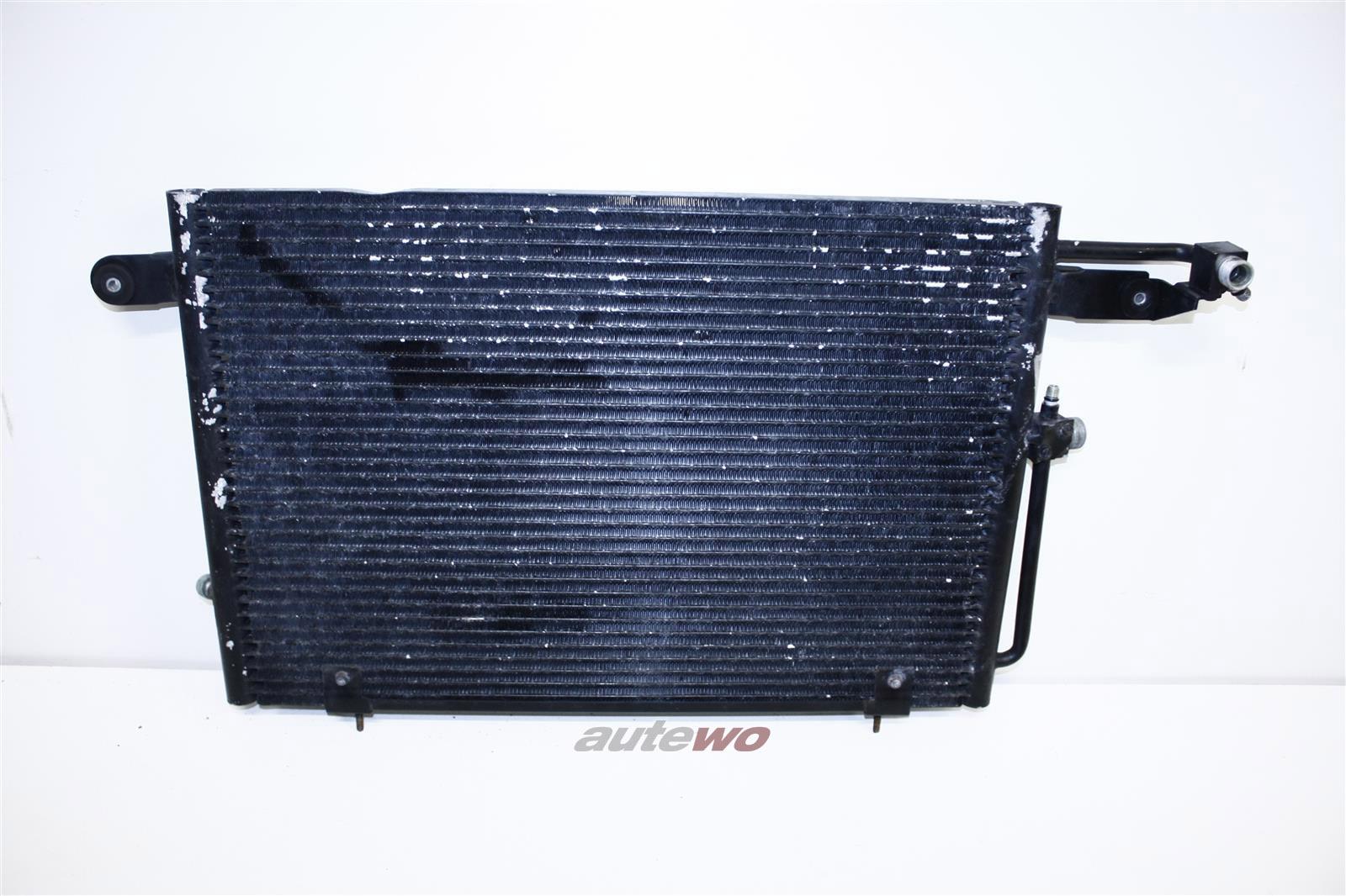Audi 100/A6/S4/S6 C4 Kältemittel-/Klima-Kondensator R134A Hella 4A0260403AC/4A0260403AD