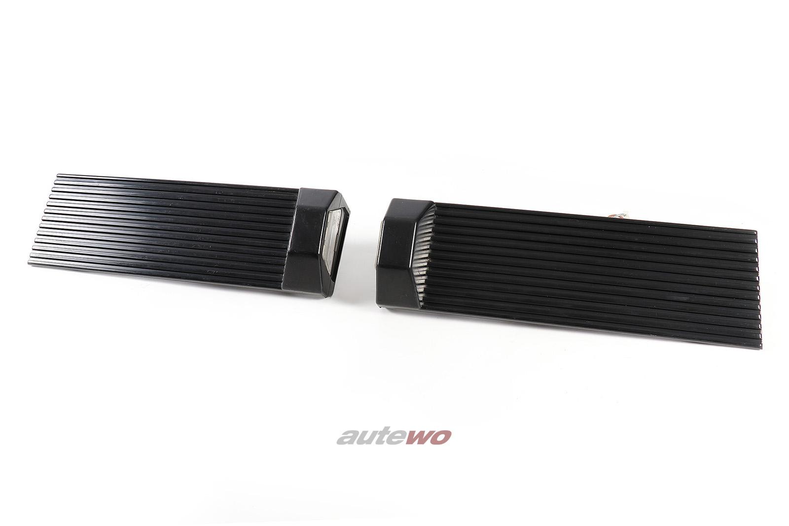 855853489A/490A Audi Coupe 81/85/Urquattro/Sportquattro Set Blenden Heckklappe
