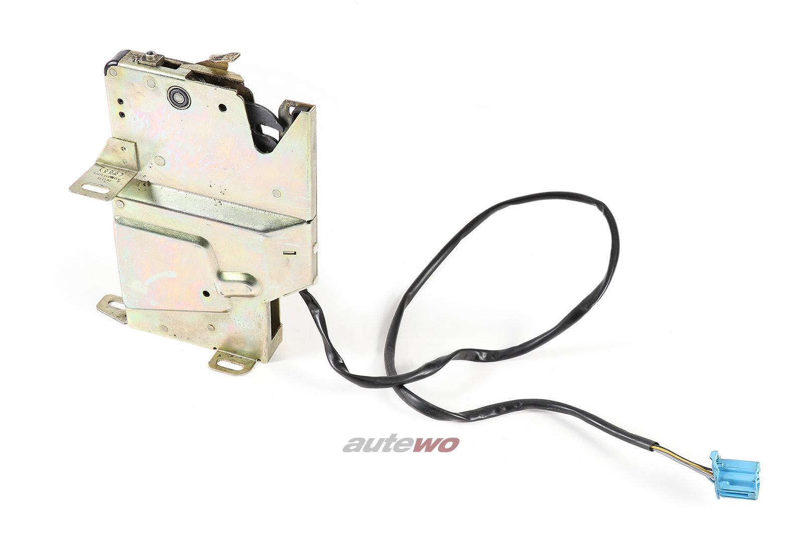 8G0825396F Audi Cabriolet Typ 89 Verschluss Verdeckkasten hydraulisch rechts