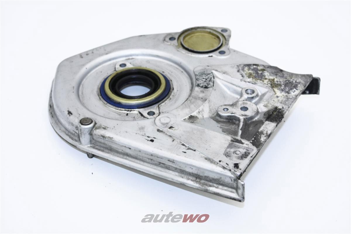 Audi V8 D11 3.6l 250PS PT Zahnriemenschutz Hinten Links 077109161C 077109145D/E