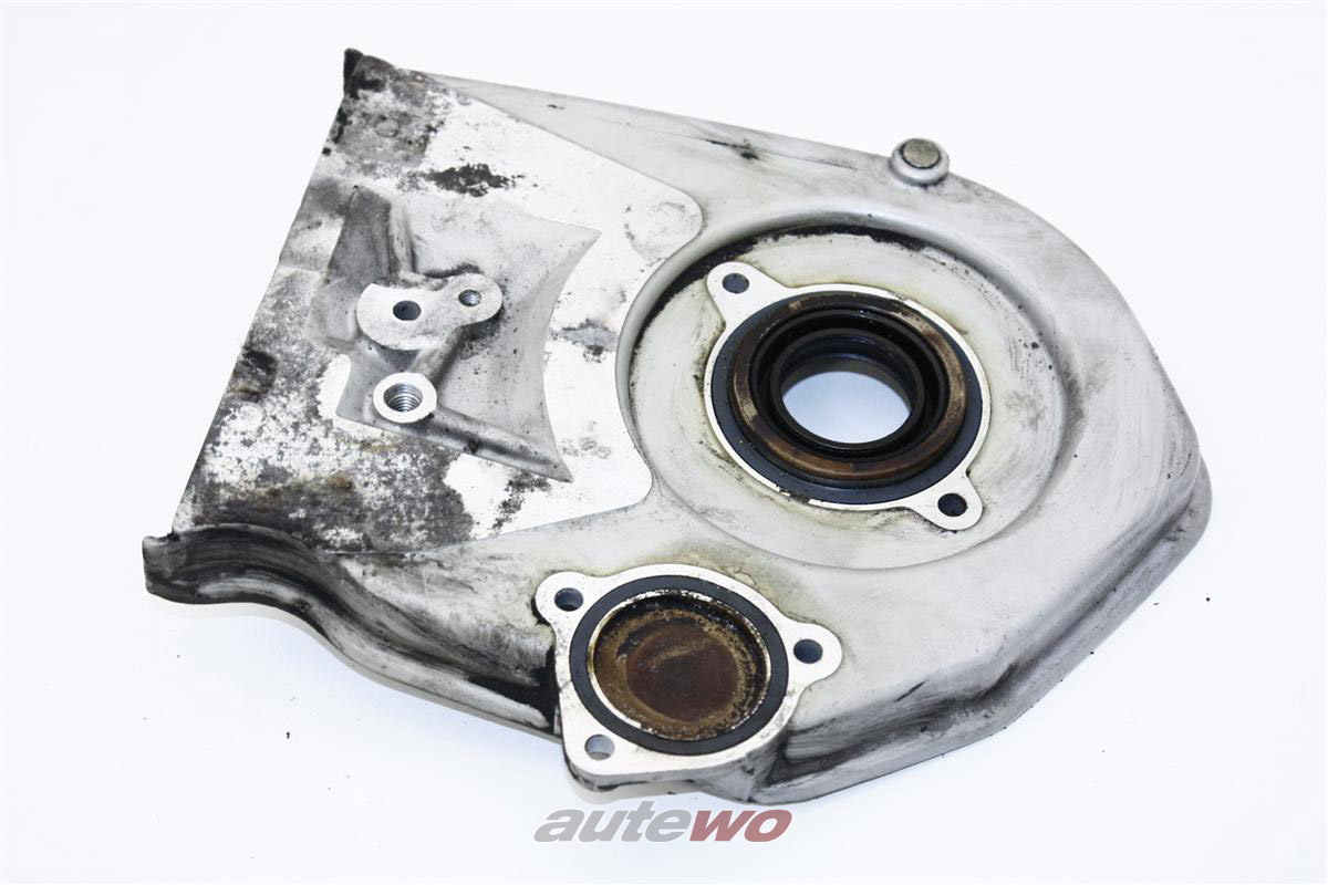 Audi V8 D11 3.6l 250PS PT Zahnriemenschutz Links 077109161C 077109145