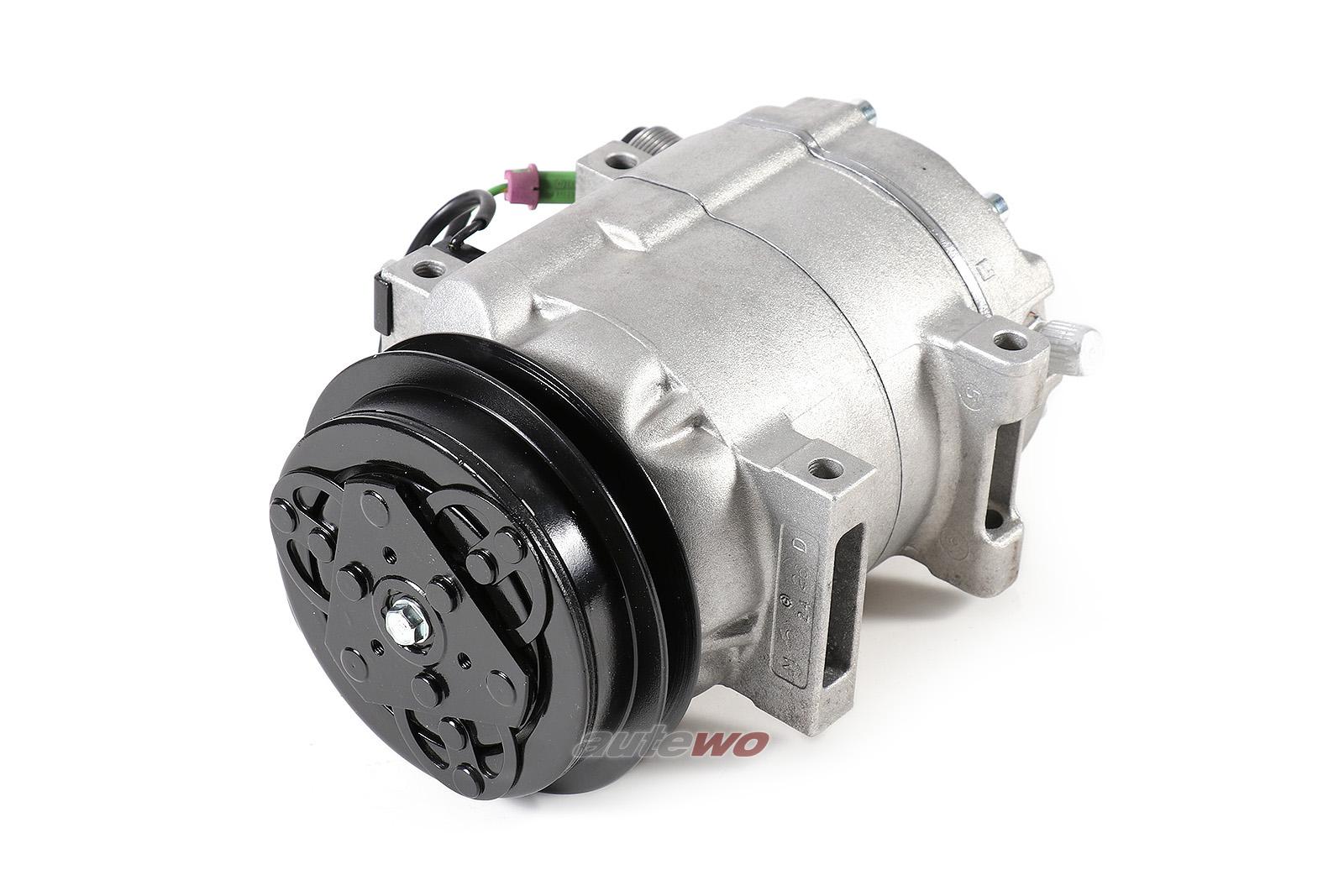 #8A0260805AF Audi 80 B4/Coupe Typ 89/S2/RS2 B4 5 Zylinder Klimakompressor