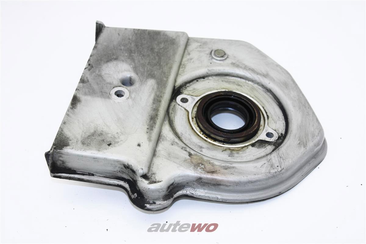 Audi V8 D11 3.6l 250PS PT Zahnriemenschutz Rechts 077109162C 077109146