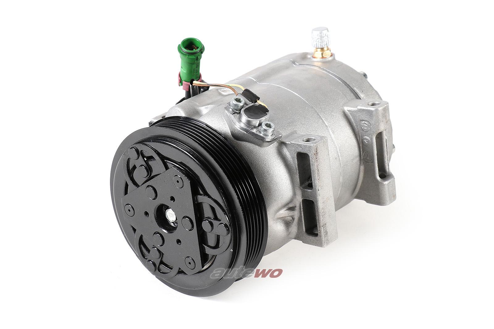 #4A0260805AD 4A0260805AH Audi 80 B4/100/A6/S4/S6 C4/A8 5/6 Zyl. Klimakompressor