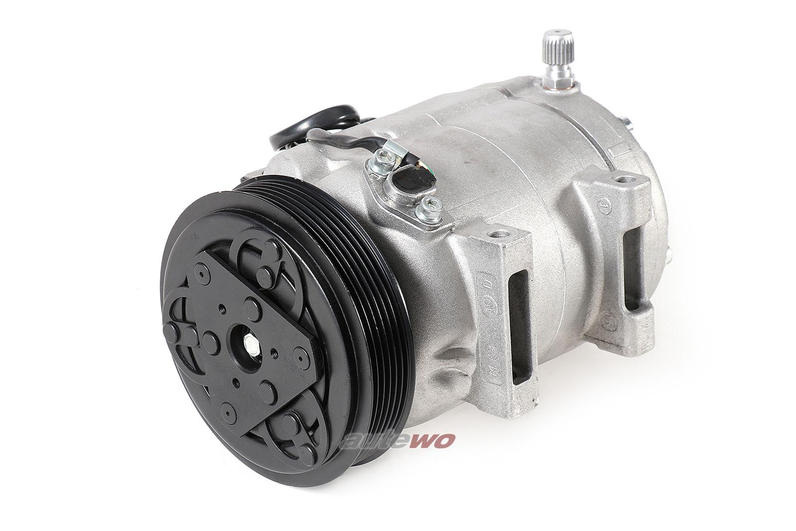 #4A0260805C Audi 100/S4 C4 5 Zylinder AAN/AAR/AAT Klimakompressor