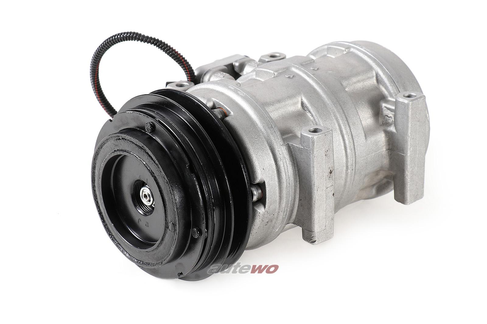 #034260805D Audi 80/90 Coupe Typ 89/S2/100/200 Typ 44 4/5 Zyl. Klimakompressor