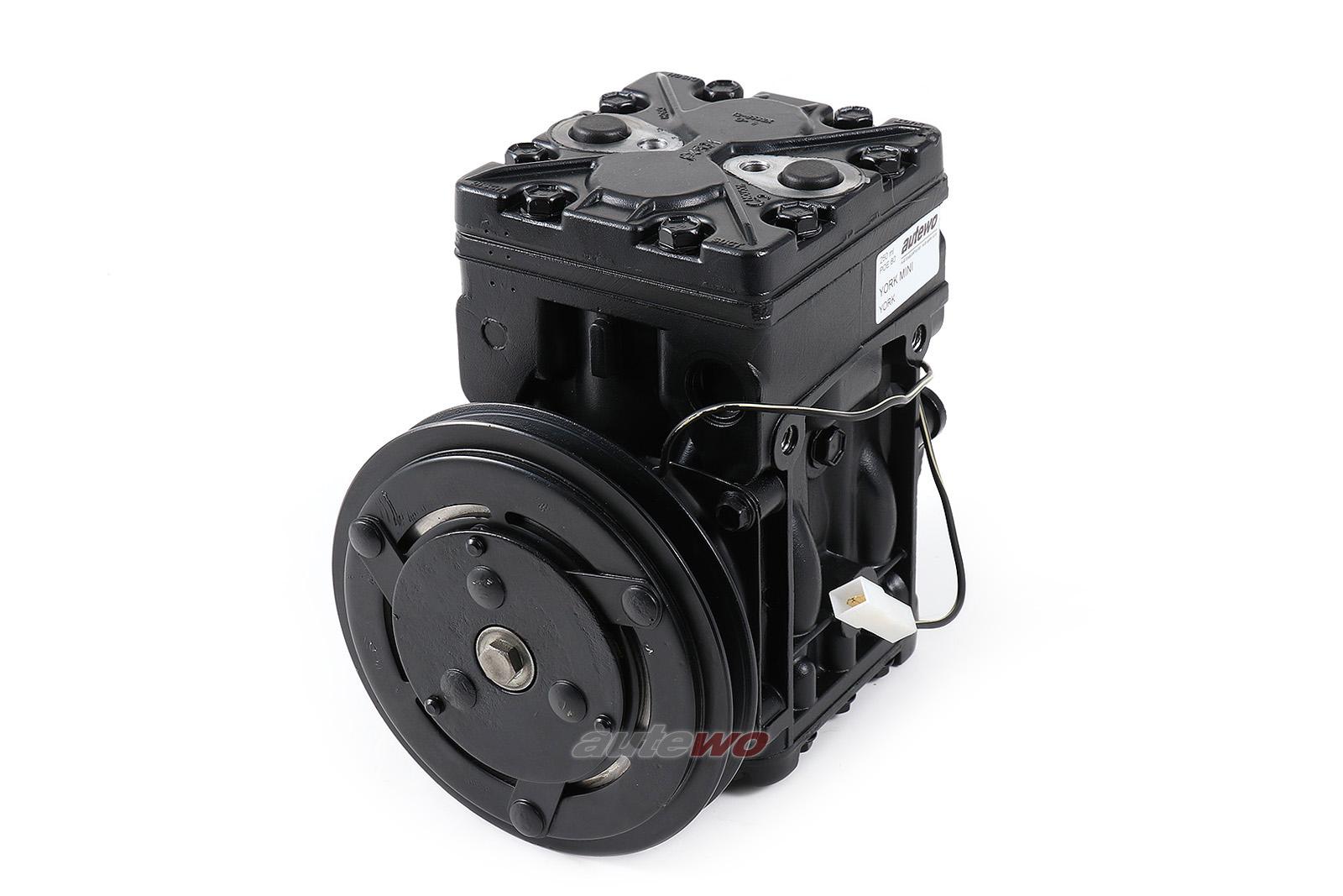 #035260803C Audi Uquattro Typ 85 2.2l 5 Zyl. GV/WR Klimakompressor