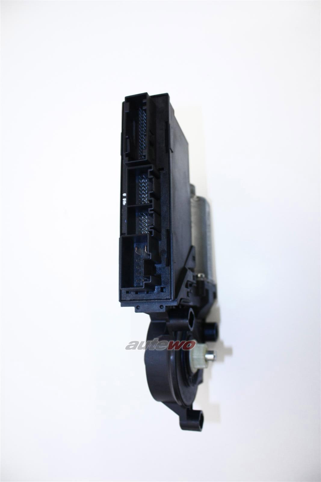 Audi A4 8H Cabrio Fensterheber Motor + Steuergerät 8H1959802D 8H1959802E
