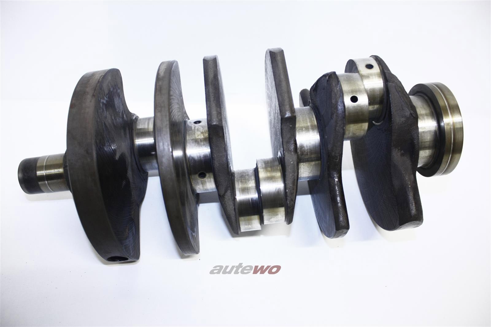 Audi 80/A4/A6 C4/A8 2.8l 174PS 6 Zylinder AAH Kurbelwelle 078105101AF 137000km