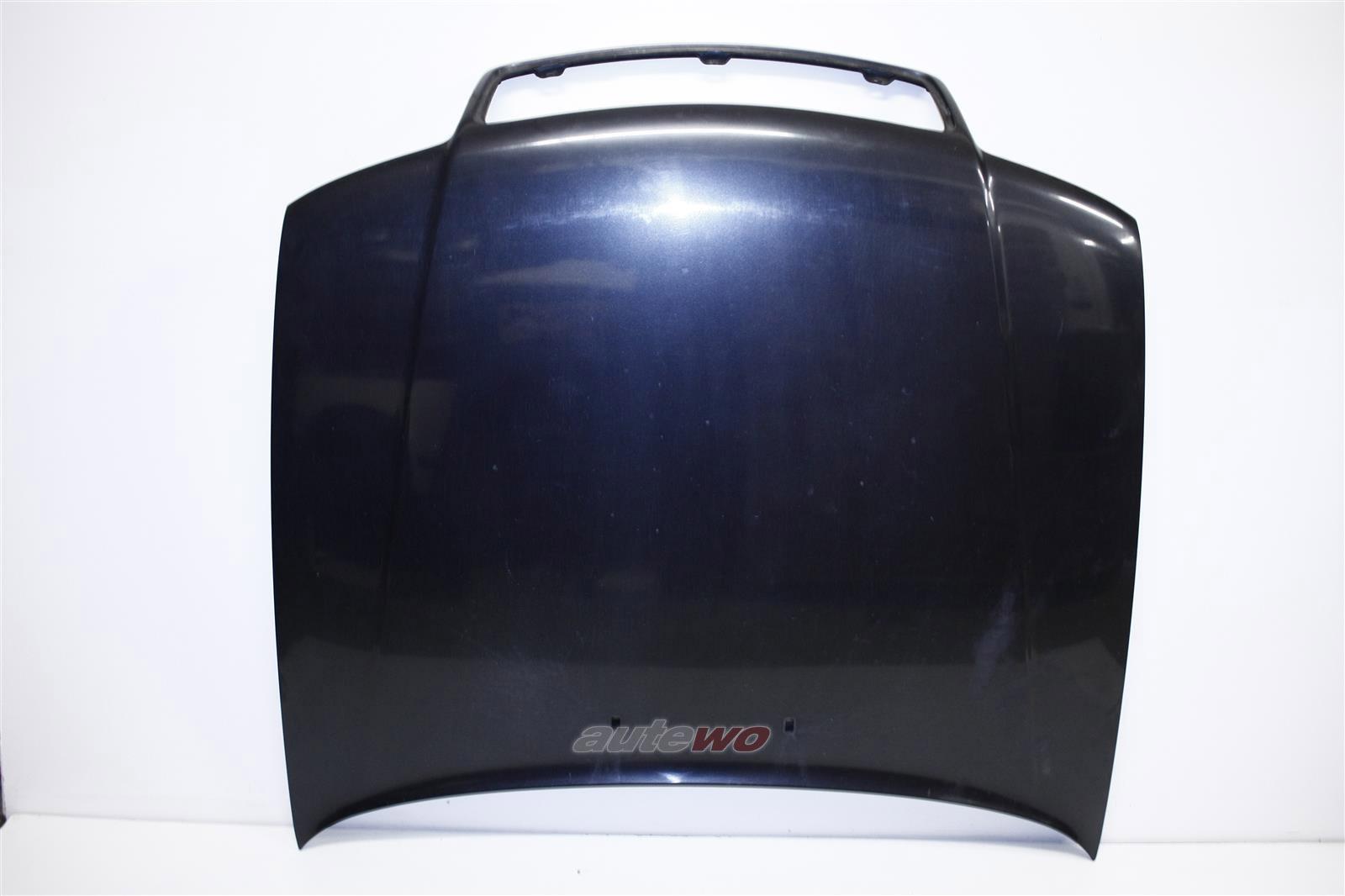 Audi 100 C4 Motorhaube Amethystgrau LZ4V 4A0823029C