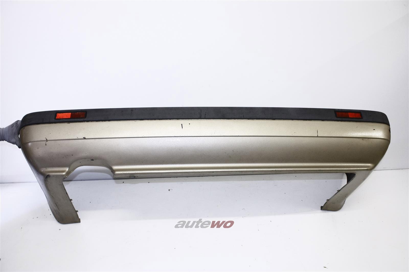 Audi 90/Coupe Typ 81/85 Stoßstange Hinten LY1V Gobi Metallic 811807311M