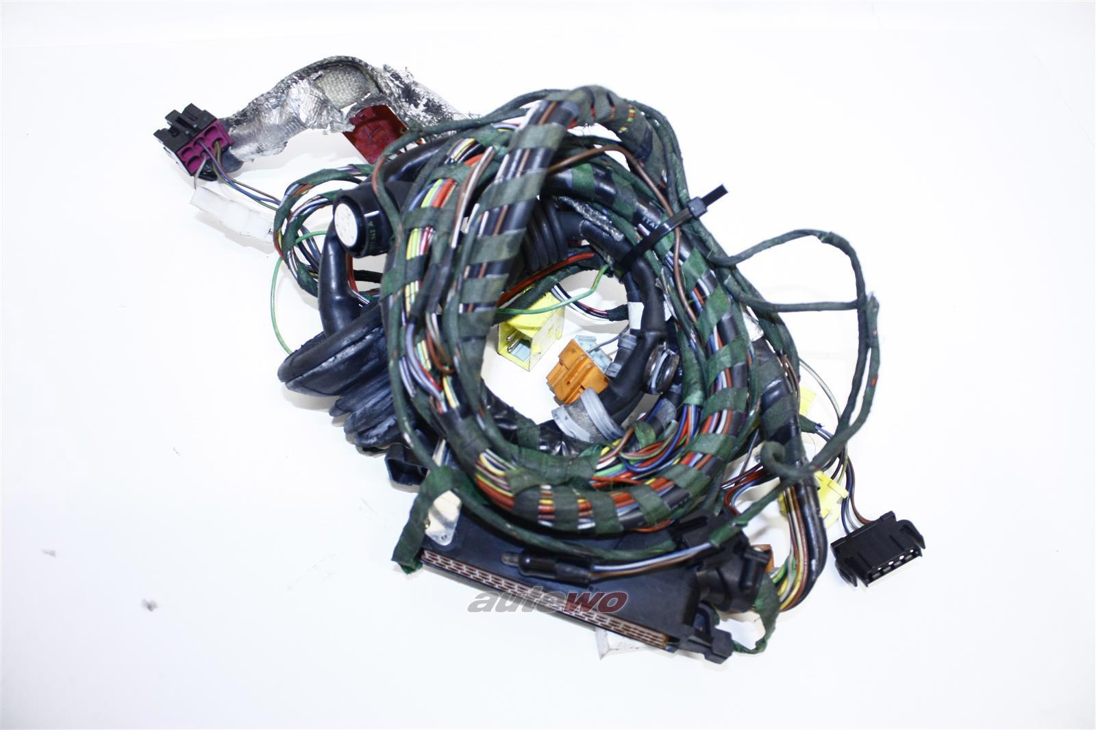 Audi 100 C4 2.5l 115PS AAT Kabelbaum automatisches Getriebe 4A1971661AE